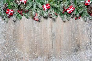 Kerst achtergrond foto