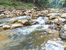 tropische waterstoom
