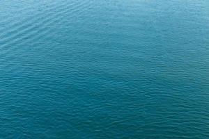 rimpel op het wateroppervlak