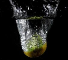 vers fruit in water
