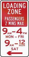 laadzone - passagiers in australië