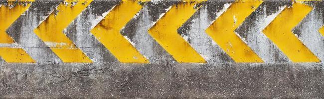 richting van het verkeer foto