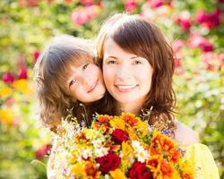 moederdag foto