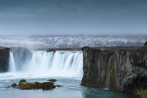 godafoss, noordelijk ijsland