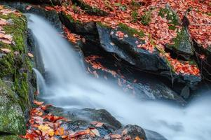 waterval in gatineau park