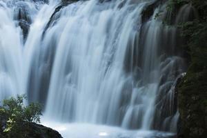 waterval in japan foto