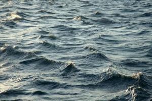 stormachtige golven