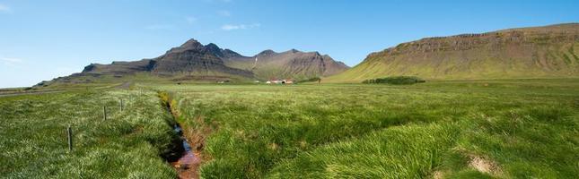 snaefellsnes-schiereiland, ijsland