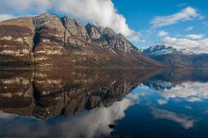 landschappen van Tierra del Fuego, Zuid-Argentinië