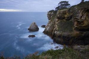 groene kust foto