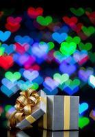 open geschenkdoos foto