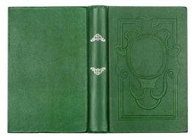 boek geïsoleerd op wit foto