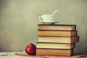 boeken en thee