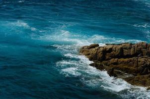 tropisch eiland natuur, thailand zee