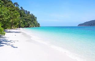ravee eiland, koh ravee, satun provincie thailand