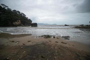 modderige zee