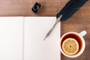 de schoonheid van boeken foto