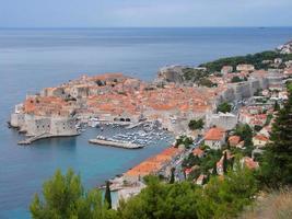 oude binnenstad van Dubrovnik