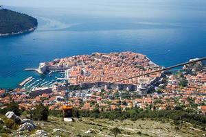 Dubrovnik van Srd Mount