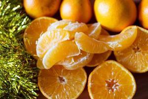 mandarijn.