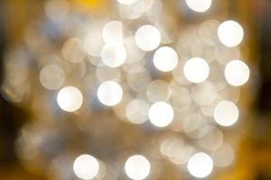 glanzend kerstboom, abstracte achtergrond foto
