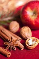 ingrediënten voor kerst bakken.