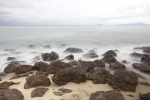 zee koh samui eiland in thailand foto