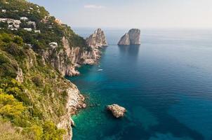 Capri, Napels, Italië