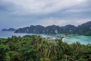 de schoonheid van Thailand