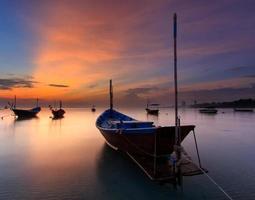 de vissersboot