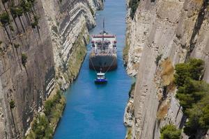 Korinthe kruising foto