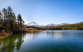 lassen vulkanisch nationaal park foto
