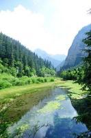 jiuzhaigou nationaal park in china
