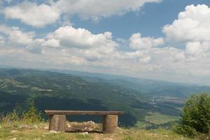 nationaal park tara foto