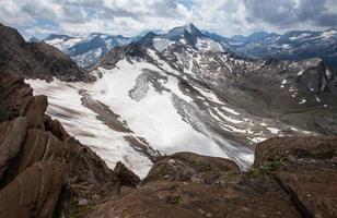 hoge tauern nationaal park. foto