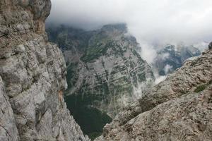 triglav nationaal park, slovenië foto