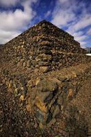 getrapte piramide