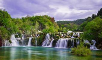 krka nationaal park foto