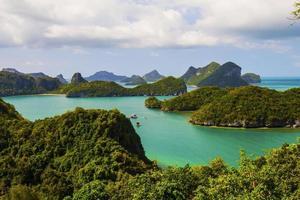 ang thong nationaal marien park