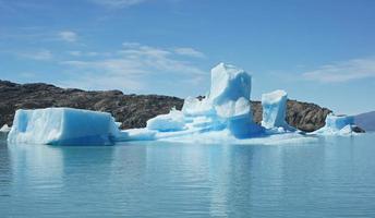 nationaal park los glaciares, argentinië foto