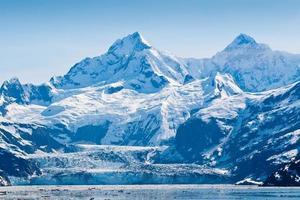 Glacier Bay National Park in Alaska foto