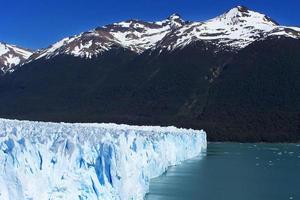 perito moreno glasier, los glaciares nationaal park, argentinië