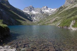 bergmeer, nationaal park van de pyreneeën, frankrijk