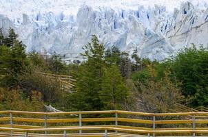 moreno gletsjer foto