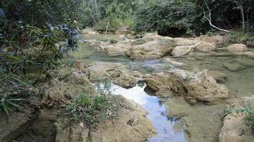 dominicaanse waterval foto