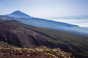 teide nationaal park. Tenerife