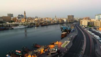 Dubai Creek, het hart van het oude Dubai