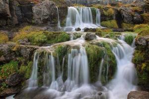 dynjandi waterval