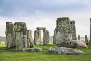 Stonehenge prehistorisch monument in Wiltshire, Engeland.