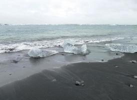 kust ijsberg landschap